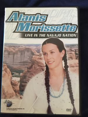 Alanis Morissette Live in the Navajo Nation small concert. Beautiful scenery for Sale in Lakewood, CO