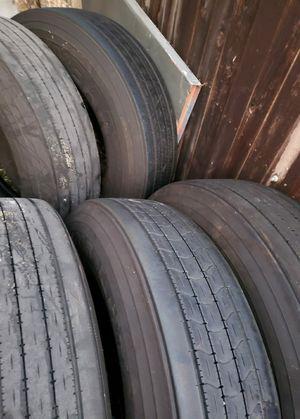 Tires 295/75R22.5 G316 Goodyear for Sale in North Miami Beach, FL
