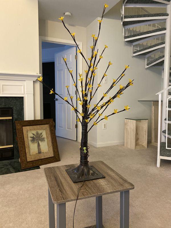 Tree lamps very stylish