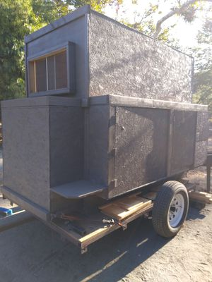 tailgater /camper (NEW All) No trailer for Sale in Spring Valley, CA