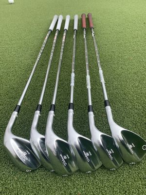 Golf Clubs Titleist Wedges SM7 Chrome @ $85 each.(Pair for $160.00) for Sale in Silverdale, WA