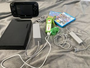 Wii U set w/ 6 games! for Sale in San Jose, CA