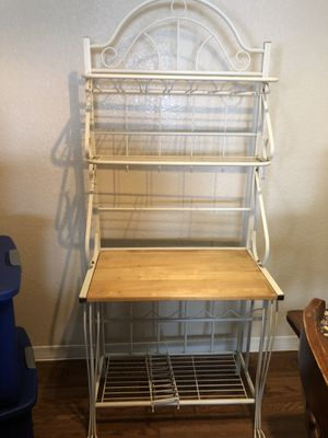 Bakers rack for Sale in Plant City, FL