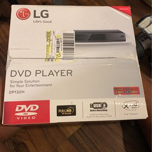 LG DVD Player for Sale in Long Beach, CA