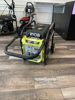 Ryobi generator for Sale in Centreville, VA