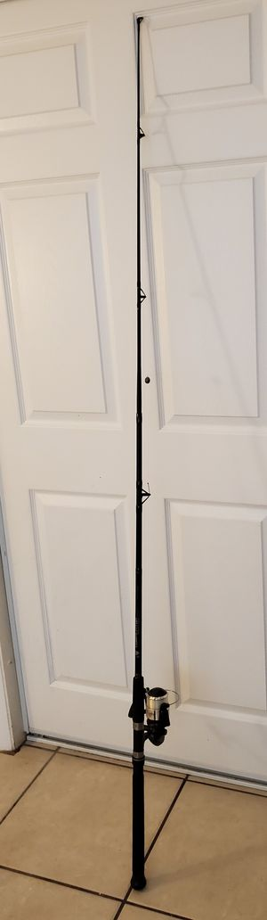 Rod and reel, $20 for Sale in Fort Lauderdale, FL