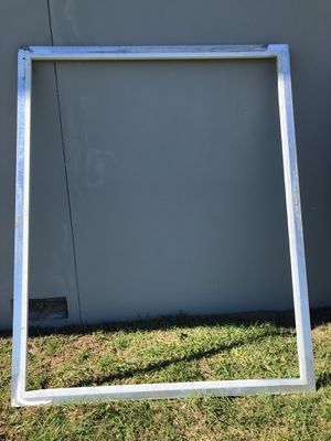 Heavy aluminum frame 7 feet x 5 feet for Sale in Avon Park, FL