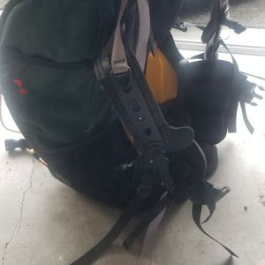 Large Eureka Camping Backpack With Internal Frame for Sale in Snoqualmie, WA