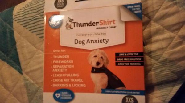 Original thunder shirt