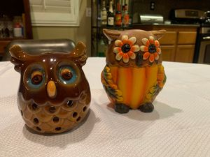 Owls Home Decor for Sale in Moreno Valley, CA