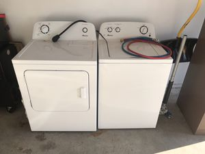 Amana Washer/Dryer Set for Sale in Normal, IL