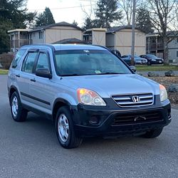 2005 HONDA CRV for Sale in Lakewood,  WA