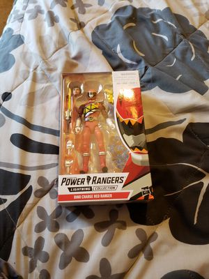Power Rangers Dino Charge Red Ranger for Sale in Ravenna, OH