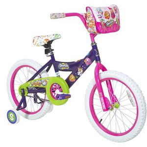 "Brand New!! Dynacraft Girls Shopkins Bike 18"" BMX Bicycle for Sale in San Francisco, CA"