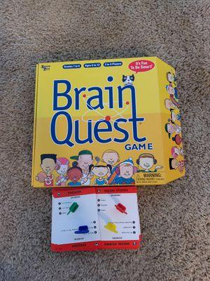 Brain Quest Board Game for Sale in Chandler, AZ