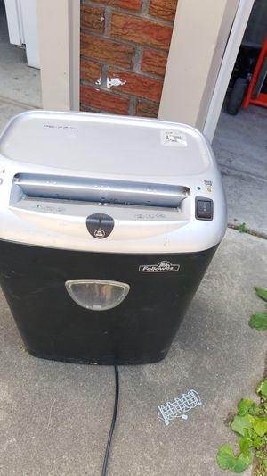 Fellows Shredder for Sale in Detroit, MI