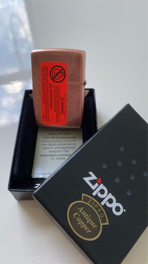 Zippo lighter New for Sale in Aventura, FL