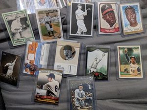 Vintage baseball cards collectors for Sale in Austin, TX