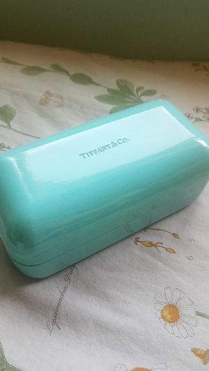 Tiffany & Co Glasses Case - Large - With Authenticity Papers for Sale in Beaverton, OR