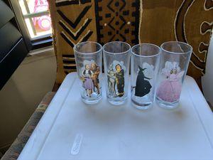 Wizard of Oz glass set 10oz for Sale in Garden Grove, CA