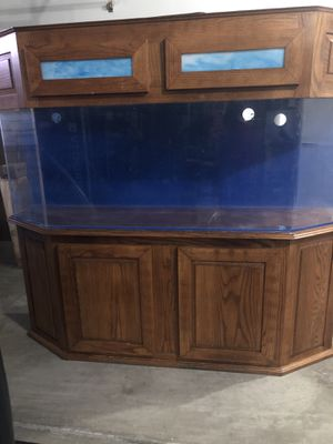 Fish Tank for Sale in Lacey, WA