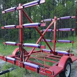 Kayak/Paddle Board Trailer for Sale in Bend,  OR