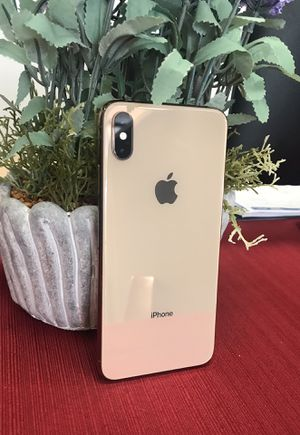 iPhone XS Max 64GB AT&T, Cricket H20 and Net10 for Sale in Raleigh, NC