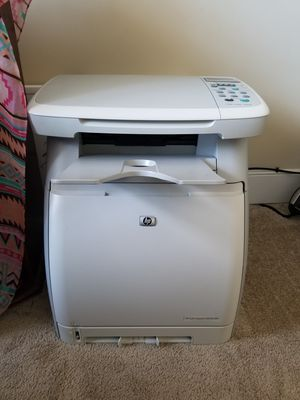 HP all-in-one Laserjet color printer for Sale in Alexandria, VA
