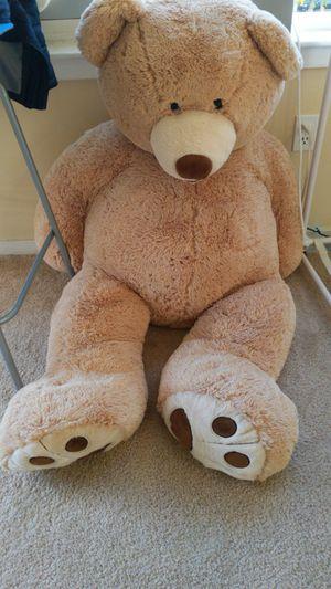 Brand new huge teddy bear. for Sale in Bellevue, WA
