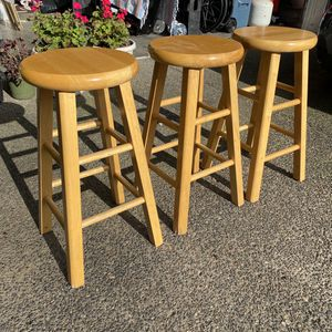 Wooden Stools for Sale in Troutdale, OR
