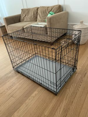 Dog crate for Sale in San Francisco, CA
