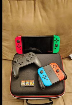 Nintendo switch for Sale in Ashburn,  VA