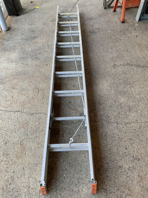 17 Step extension ladder for Sale in Dracut, MA