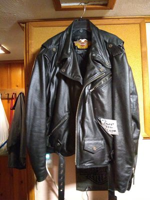 Genuine leather Harley Davidson jacket. Brand new! $450 new. for Sale in Finleyville, PA