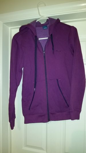 Ladies Small Reebok zipup jacket no wear, great condition for Sale in Murfreesboro, TN