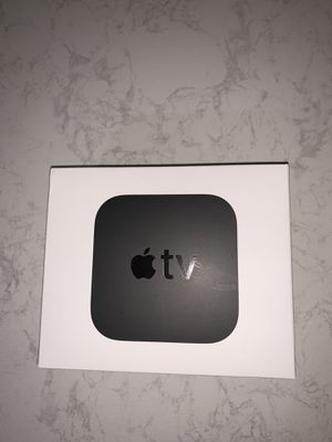 Apple TV 4K EMPTY BOX ONLY for Sale in Indian Shores, FL