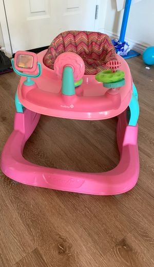 Baby girl walker for Sale in Chino, CA