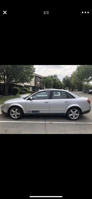 2003 Audi NEED ENGINE A4 for Sale in Columbus, OH