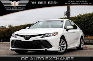 2018 Toyota Camry for Sale in Fullerton, CA