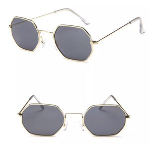 Black Lens Gold Frame Hexagon Sunglasses for Sale in Modesto, CA