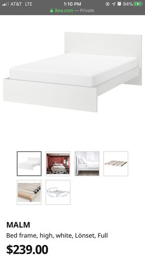 IKEA bed frame for Sale in Lawrence, KS