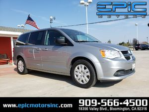 2015 Dodge Grand Caravan for Sale in Bloomington, CA
