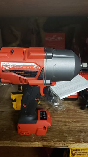 """Milwaukee m18 fuel 1/2"""" impact wrench square ring for Sale in Lompoc, CA"""