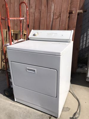 Whirlpool electric dryer for Sale in Fresno, CA