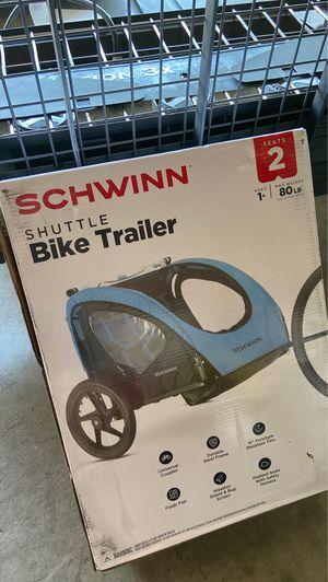 Brand new in box Schwinn bike trailer for Sale in City of Industry, CA