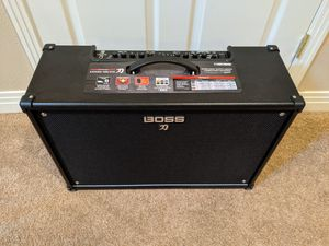 Boss Katana-100/212 2x12 Combo Amp + Foot Controller for Sale in Evergreen, CO