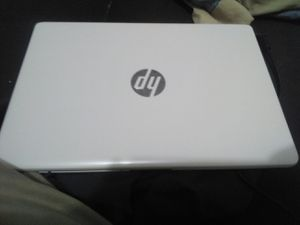 HP laptop windows 10 for Sale in Saginaw, MI