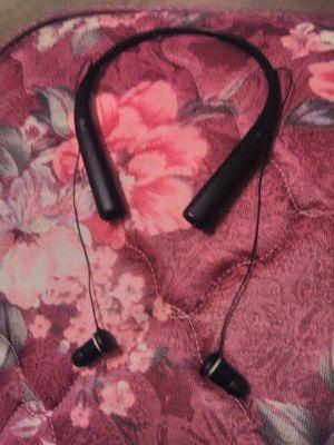 Lg Bluetooth headphones for Sale in Saint Paul, MN