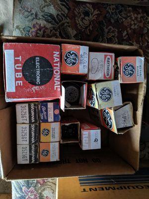 Vacuum tubes valves ham radio amplifier yaesu kenwood for Sale for sale  Ravensdale, WA
