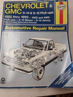 Repair Manual for Sale in East Hartford, CT
